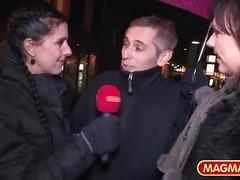 Real public berlin sex