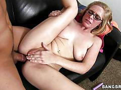 Penny pax gets her ass stretched to the max!