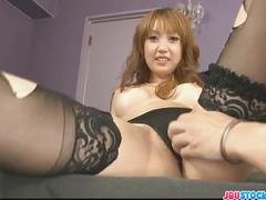 stockings, hardcore, milf, threesome, toys, asian, japanese