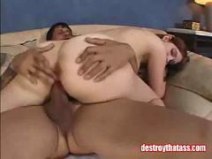 Hot and hardcore anal sex