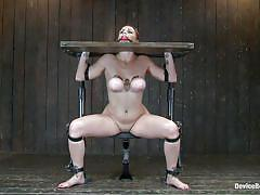 Slut getting nailed