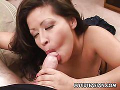 My pretty and horny asian chick
