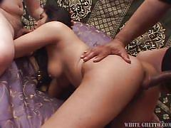 Something to wash away the taste of curry @ hot indian pussy #03