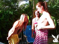 Three girls one hot tub @ summer loving season 1, ep. 3
