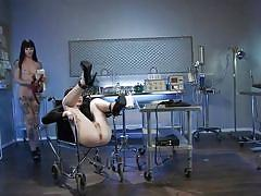 Shemale natalie needs a fist in her ass and some wet pussy