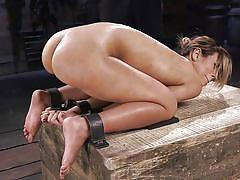 Demi lopez gets whipped and fingered