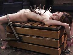 Alexa nova gets whipped and tortured