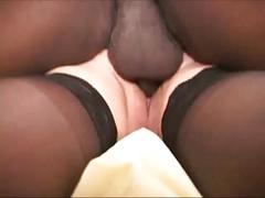 Amazing cuckold ir video-wife,hubby and few black stallions