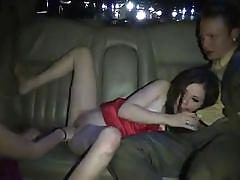 Pov blowjob after party