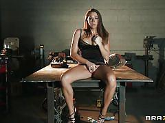 milf, wife, big tits, outdoor, masturbation, burglar, fingering, brunette, night, hot wife, undressing, sexy legs, raining, chanel preston, bill bailey, real wife stories, brazzers, jugg cash
