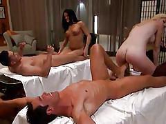 Massage parlour turns into an orgy ground @ season 3, ep. 2