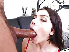 Big black cock for beautiful valentina nappi