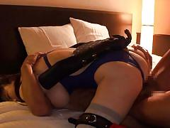 Anri loves to be dominated