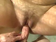 White cock penetrates asian hoe