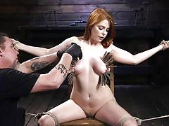 Kinky torture for penny pax