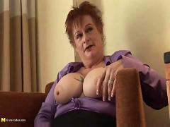 Hot mature anal fuck