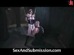 Amazing bdsm scene with kylie ireland