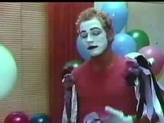 Gay sex with a mime