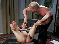shemale, tranny, bdsm, domination, anal sex, spanking, slave, ts seduction, kink, andylynn payne, wolf hudson