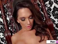 Watch destiny dixon pleasing her tiny tight twat to an ultimate orgasm