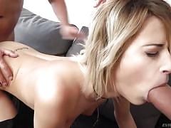Ria loves to be banged in the ass