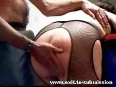 Spanking ass of vera, my submissive slut
