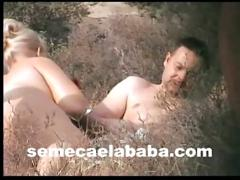 outdoor, blowjob, amateur, groupsex, beach, gangbang, bukkake, caught