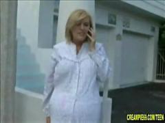 Amanda bryant creampie