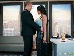 big tits, babe, big cock, whipping, stockings, pussy licking, bubble butt, brunette, office sex, from behind, big tits at work, brazzers, xander corvus, autumn falls