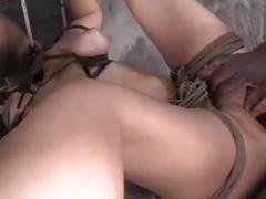 hardcore, bondage