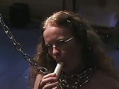Women who let me film them sucking a dildo