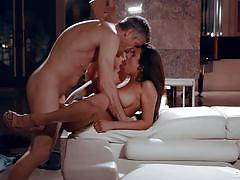 babe, big cock, busty, pussy licking, romantic, brunette, erotica x, mick blue, autumn falls
