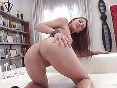 babe, casting, high heels, solo, masturbation, close up, natural tits, pov, pussy fingering, rocco siffredi, fame digital, sybil a