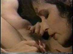 lesbian, fingering, pussylicking, hairypussy, classic, retro, vintage