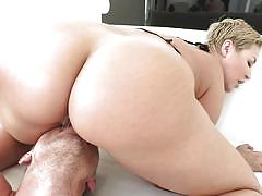 Bend over and take my dick deep into your wet cunt!