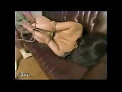 Asian bondage for fun