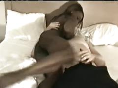 Call me mama: ashley star topless beatdown