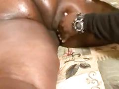 Ssbbw sucks dick and gets her big ass fucked