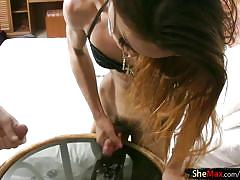 ladyboy, tranny, feminine, big lips, blowjob, handjob, panties, hardcore, masturbation, anal, thai, redhead, cumshots, lingerie, slim, pov, ladyboy player, shemax network