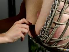 twinks, bdsm & fetish, insertions, anal, extreme, hardcore, reece bentley,