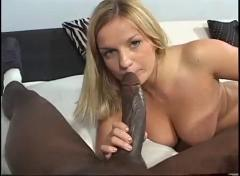 blondes, blowjobs, interracial