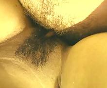 Black & hairy koochies