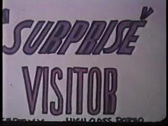 Surprise guest - vintage copenhagen sex 1 - part 4 of 4