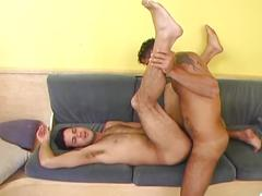 Lovely bodies with huge dicks naughty latino hunks fucking hard