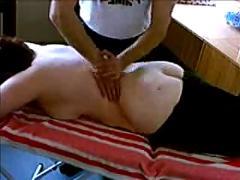 Massage for old lady