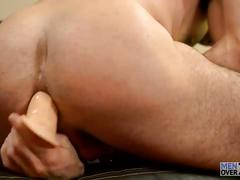 Menover30: billy santoro in dildo play
