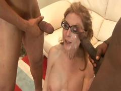 Naughty housewife nina... f70