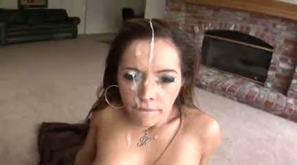 Francesca le hot blowjob