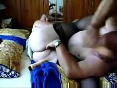 My pervert old wife still likes cock !!