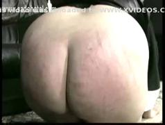Crying nun with her panties down got spanked and got humiliated on her ass by older priest